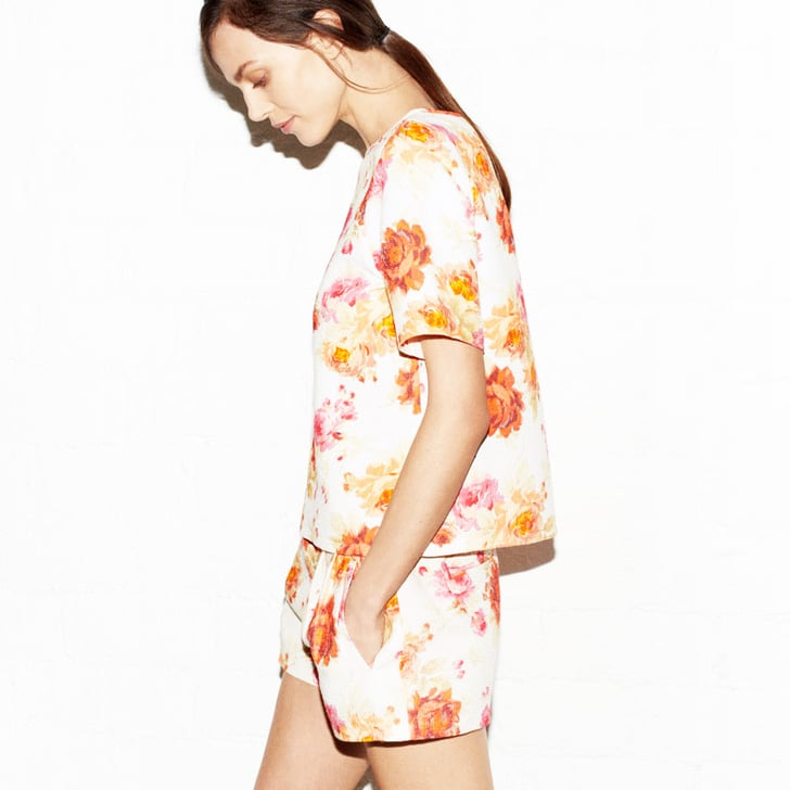 A New Batch of Floral Prints to Covet, Thanks to Zara's April Lookbook
