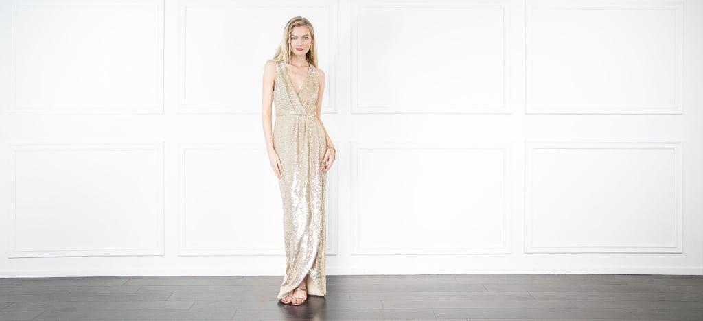 Rachel Zoe Pollux Sequin Gown   Melania Trump Sequined Chanel Dress ...