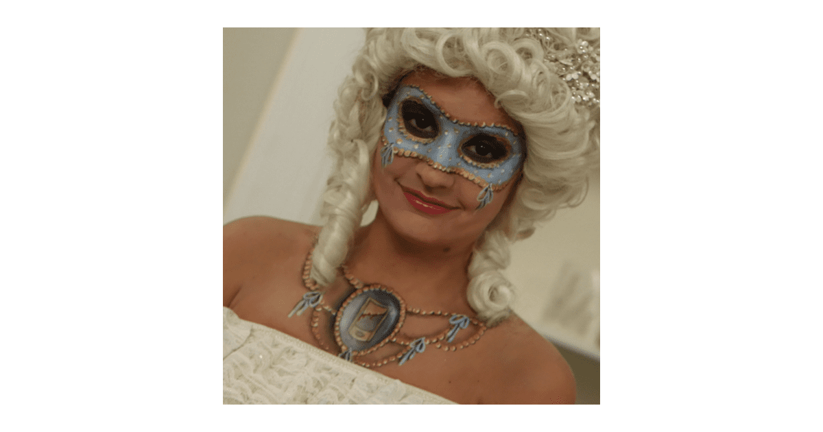 Marie Antoinette Costume and Makeup Tutorial | POPSUGAR Beauty