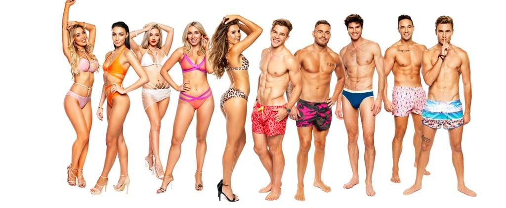 Love Island Australia Contestants 2018