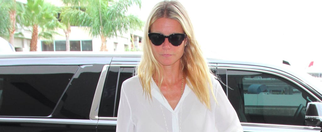 It Took Gwyneth Paltrow Less Than 1 Second to Name Her Favourite Designer Bag