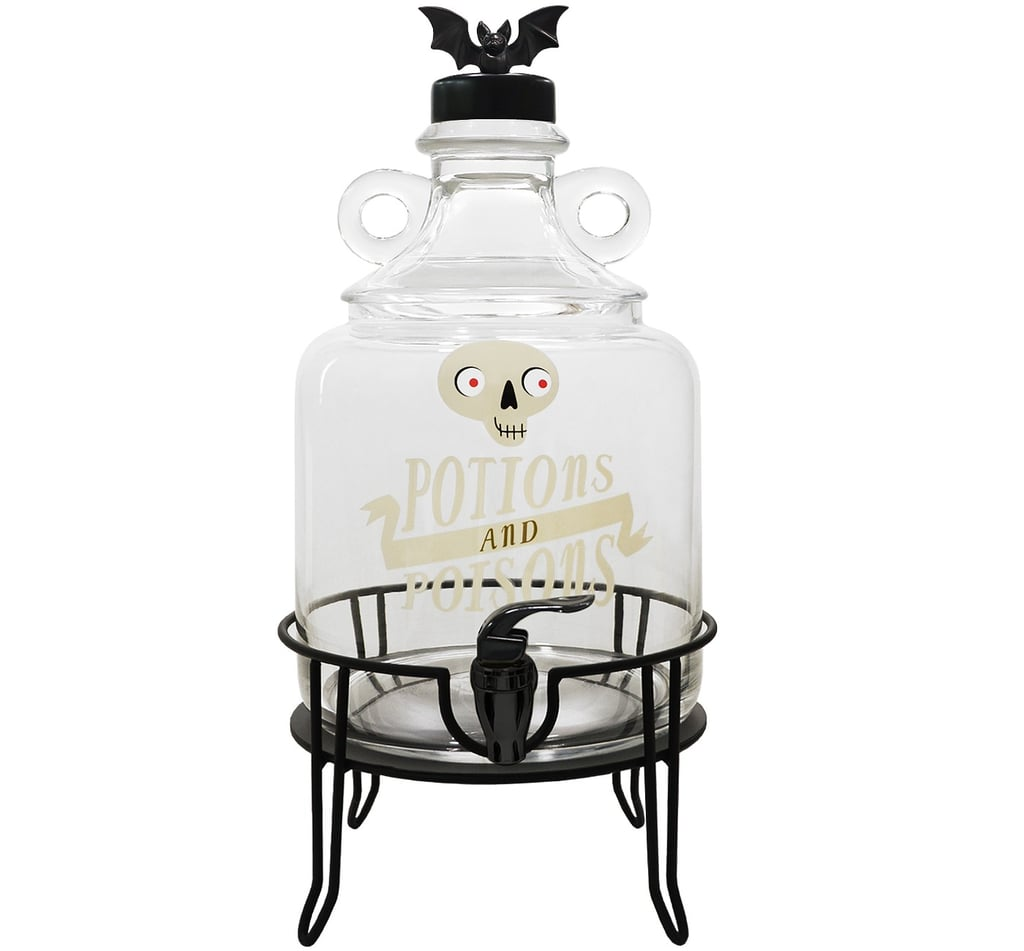 hyde and eek! boutique halloween potions & poison drink dispenser