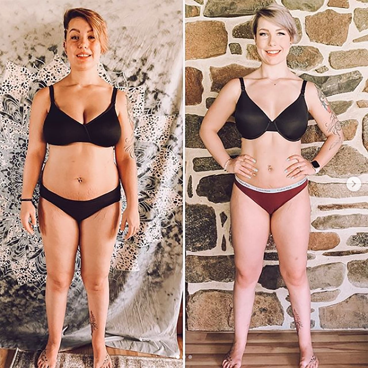 80 Day Obsession 80 day obsession before and after weight loss   popsugar