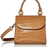 The Drop Diana Top-Handle Crossbody Bag