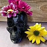3D Printed Skull Planter