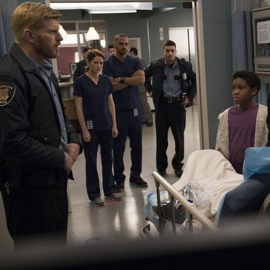 Grey's Anatomy Police Brutality Recap