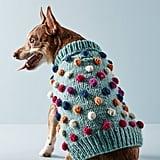 Pom Pom Dog Sweater