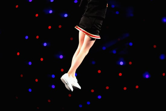 Pictures From the BCA International Cheerleading and Dance Competition in England