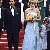 1987 Cannes Film Festival Diana