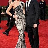 Dexter couple Jennifer Carpenter and Michael C. Hall arrived together in 2009.