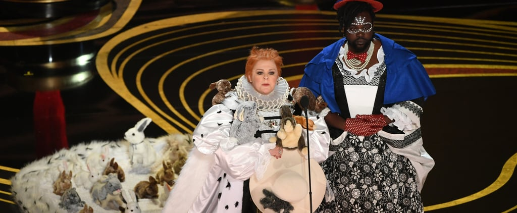 Melissa McCarthy Brian Tyree Henry's Costumes at the Oscars