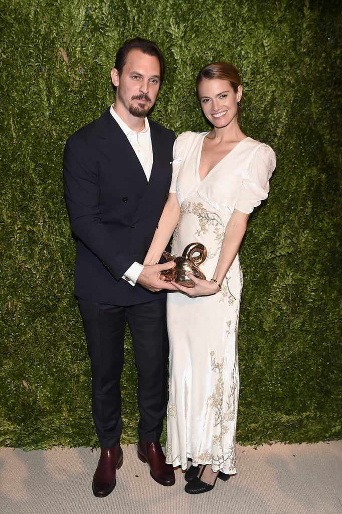 Laura Vassar and Kristopher Brock of Brock Collection Are the 2016 CFDA/Vogue Fashion Fund Winners