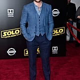 Celebrities at Solo: A Star Wars Story LA Premiere 2018
