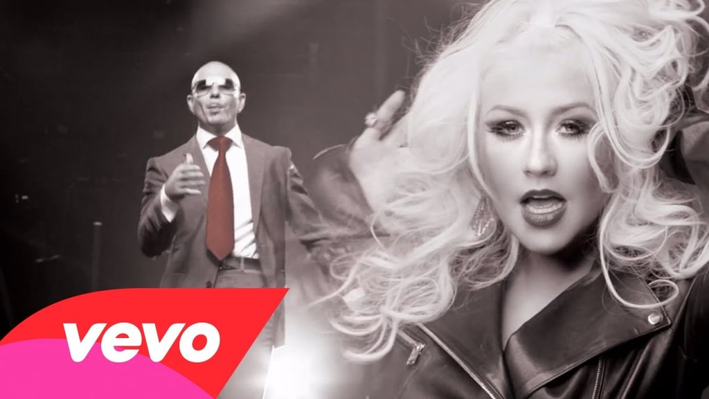 """Feel This Moment"" by Pitbull featuring Christina Aguilera"