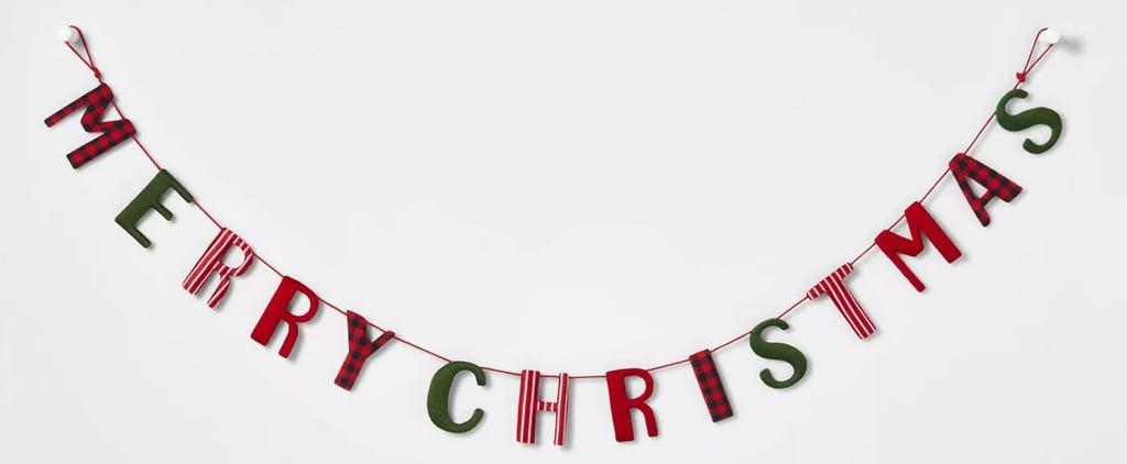 Best Target Christmas Decorations 2020