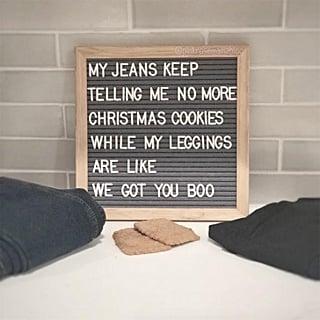 Funny Holiday Weight Loss Memes