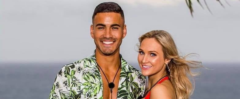 Cassie and Adam Fight Love Island Australia 2019