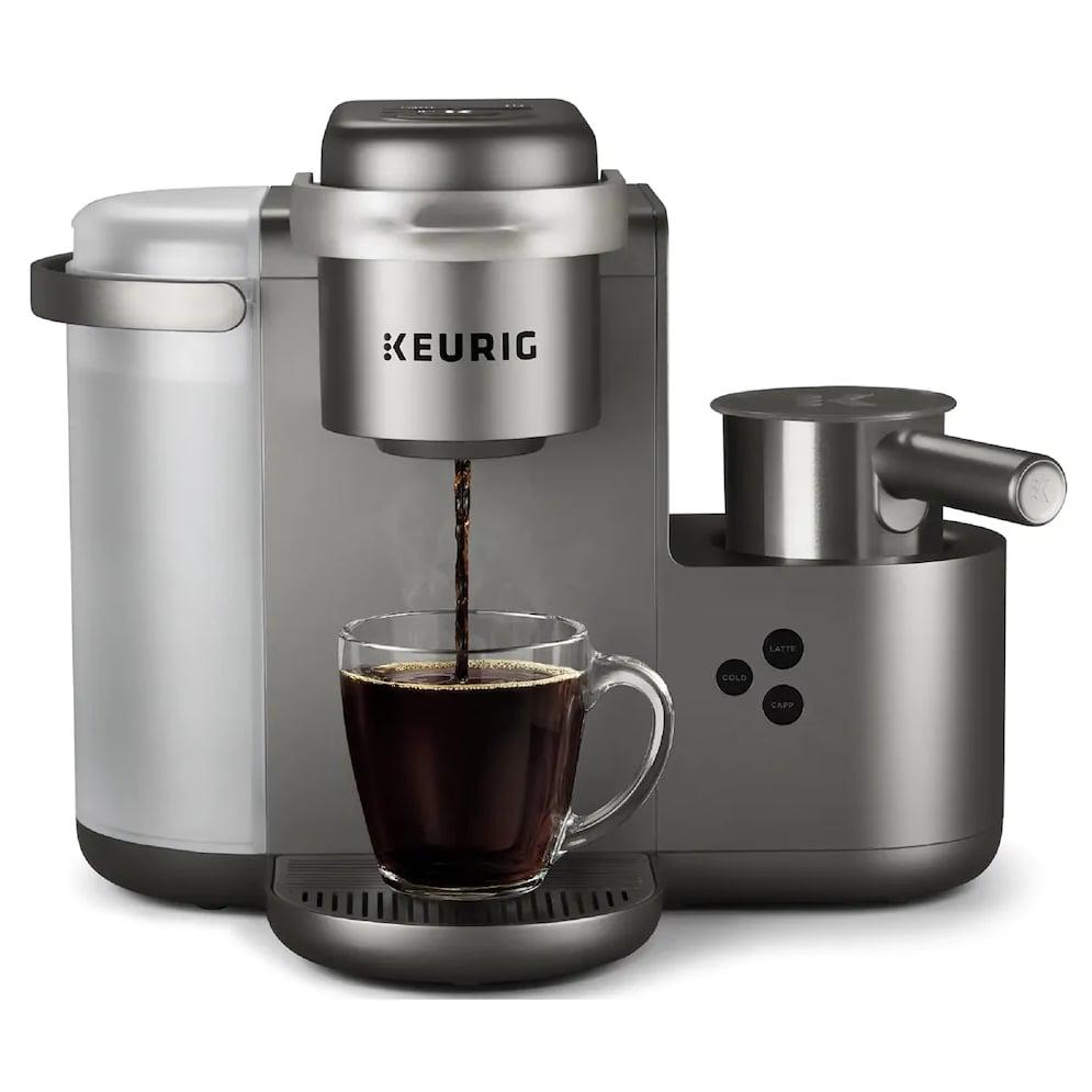 Keurig® K-Cafe™ Single Serve Coffee, Latte & Cappuccino Maker