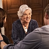 Carolyn Shepherd, played by Tyne Daly