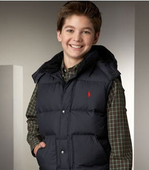 Vests for Little Boys