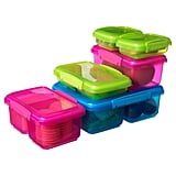 Sistema Klip It 6pk Color Containers
