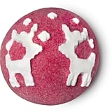 Lush Christmas Sweater Bath Bomb