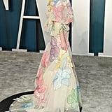 """ليلى رينهارت في أمسية """"فانيتي فير"""" لحفلة ما بعد جوائز الأوسكار لعام 2020"""
