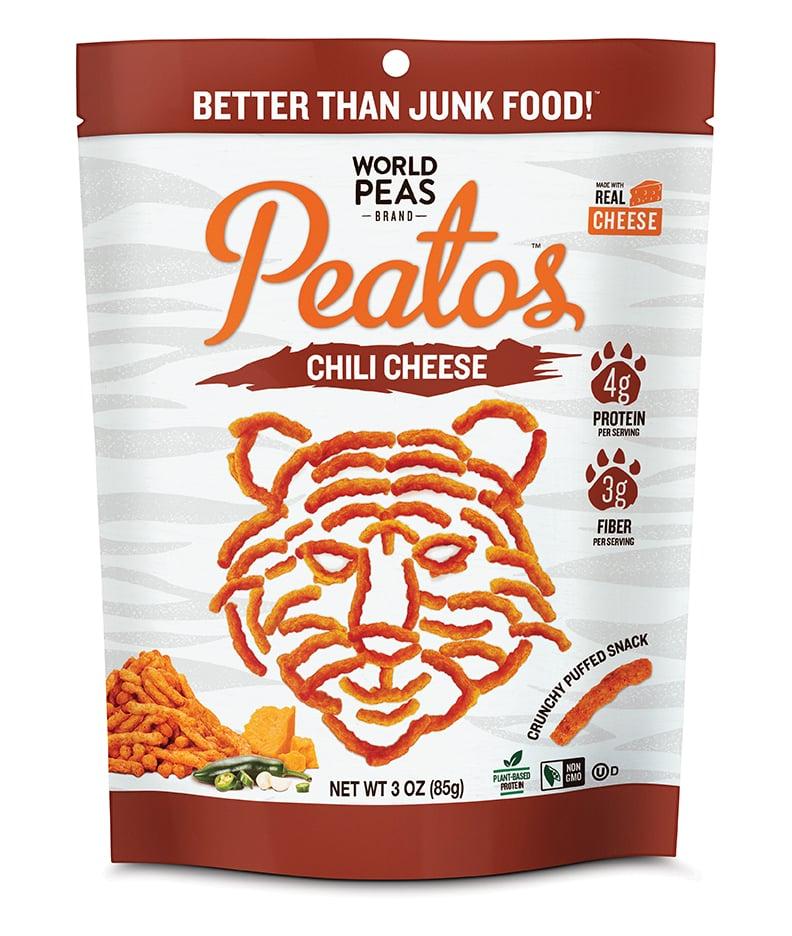 Peatos Crunchy Chili Cheese Puff Snacks
