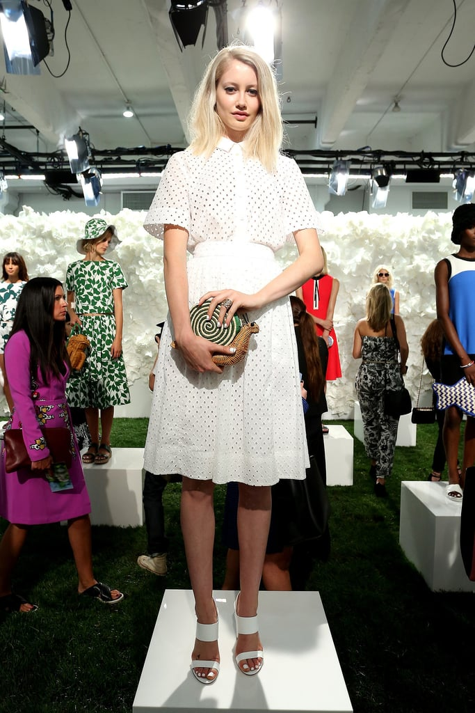 Day 2: Kate Spade New York Spring 2015