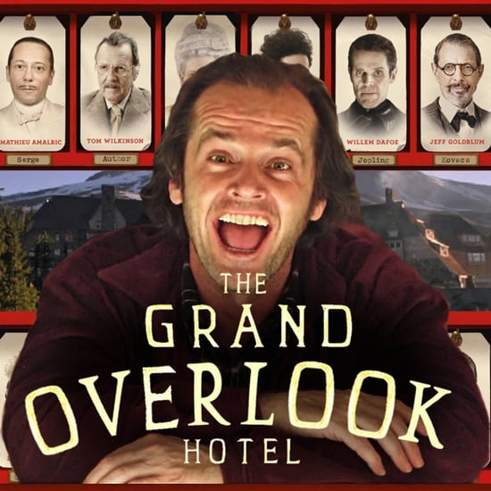 Wes Anderson's The Shining Mashup Video
