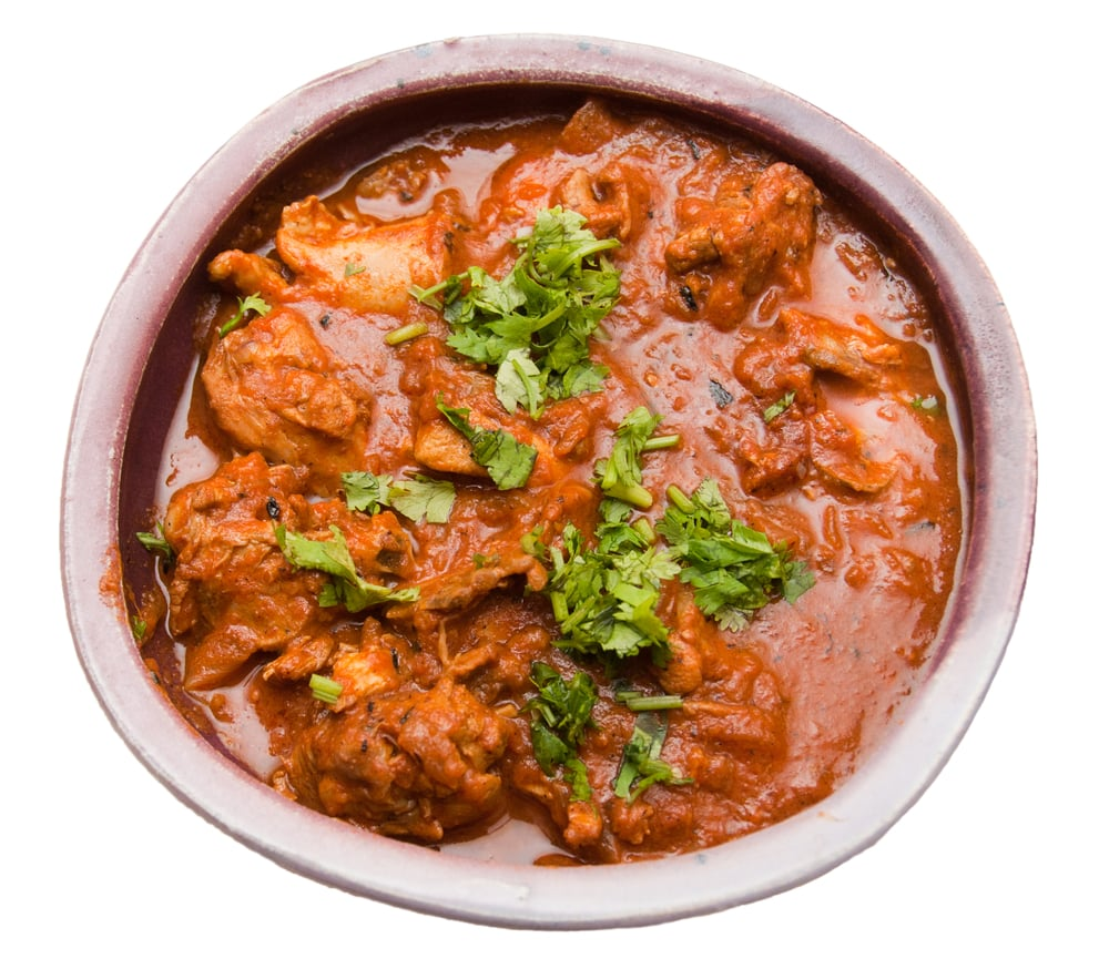 Warm Your Belly With This Easy Crockpot Curry Chicken Recipe