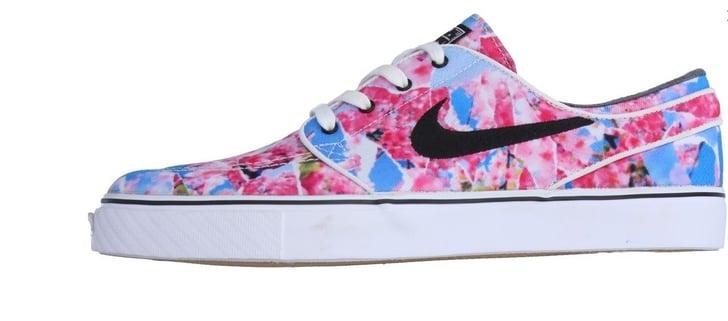 Floral Nike Sneakers   POPSUGAR Fashion