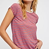 We the Free Stripe Clare Tee