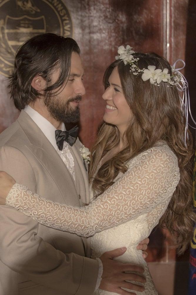 Jack and Rebecca's Wedding Day
