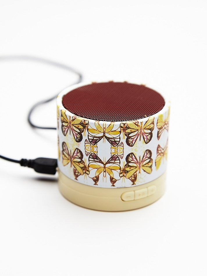 Music-lovers will adore this portable butterfly speaker ($38) for parties, traveling, or a day by the pool.