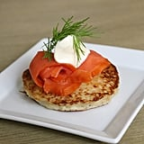 Boxty With Salmon