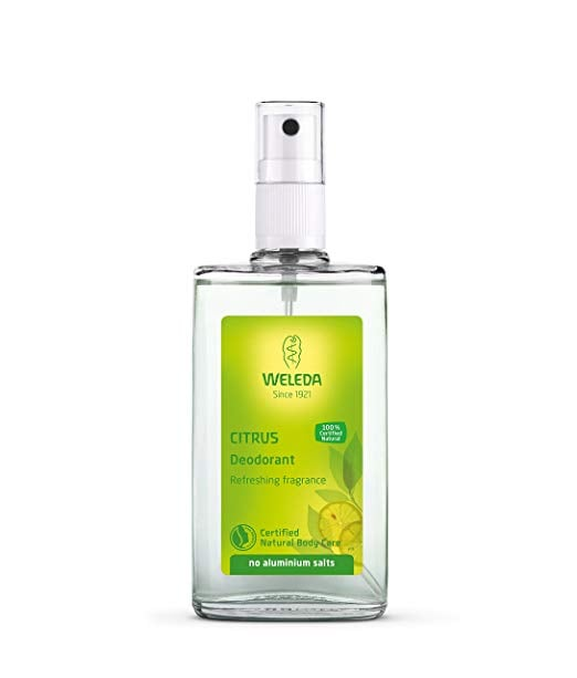 Weleda Citrus 24h Deodorant Spray