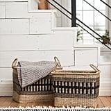 Samantha Seagrass Basket