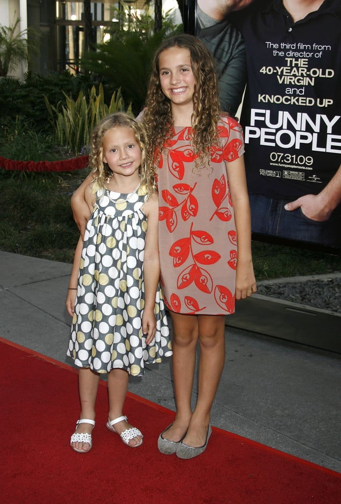 Photos of LA Funny People Premiere