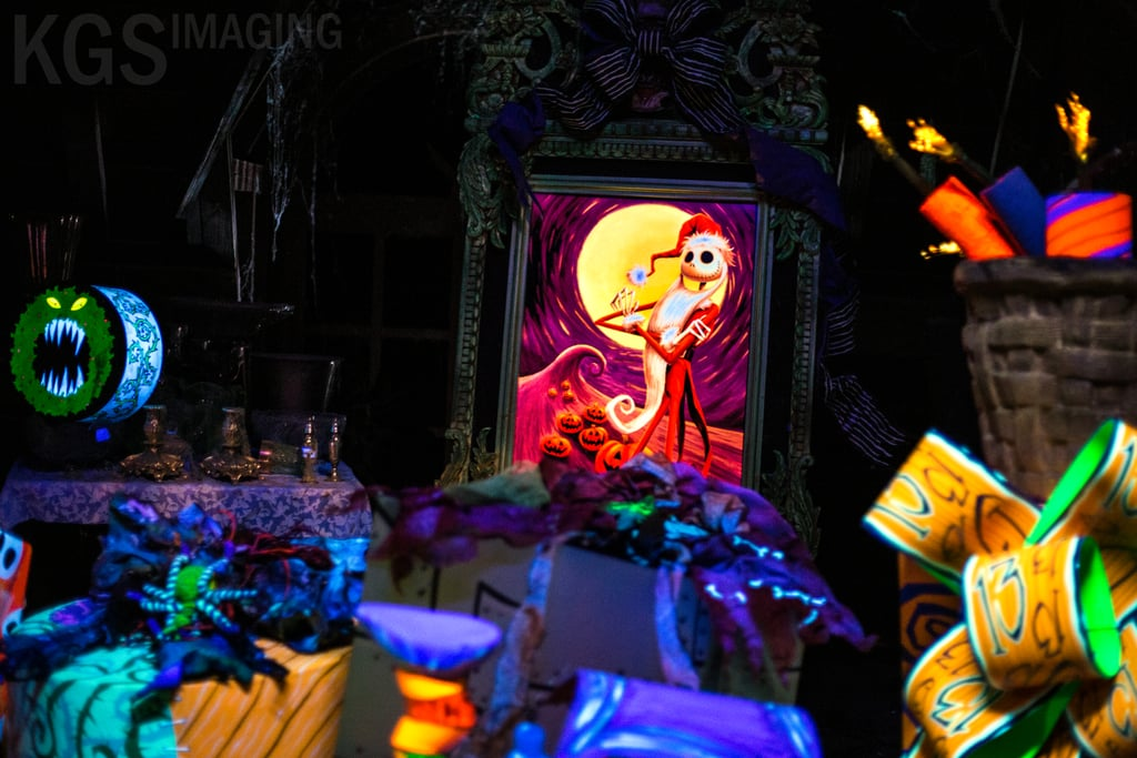 a nightmare before christmas themed haunted mansion - Haunted Mansion Nightmare Before Christmas