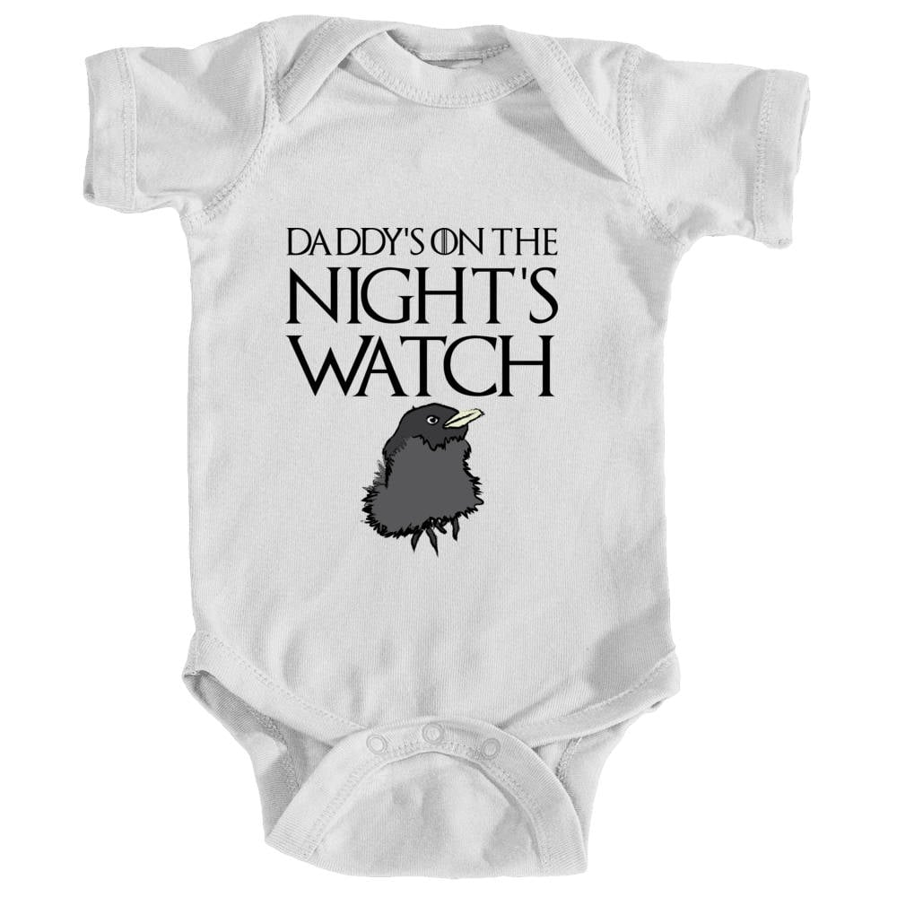 Daddy's on the Night's Watch Onesie