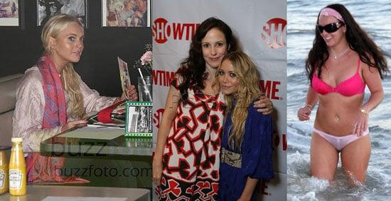 Condensed Sugar: TCAs & Britney & Emmys, Oh My!