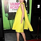 Olga Kurylenko at the Vampire Academy Premiere