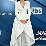 Millie Bobby Brown at the 2020 SAG Awards