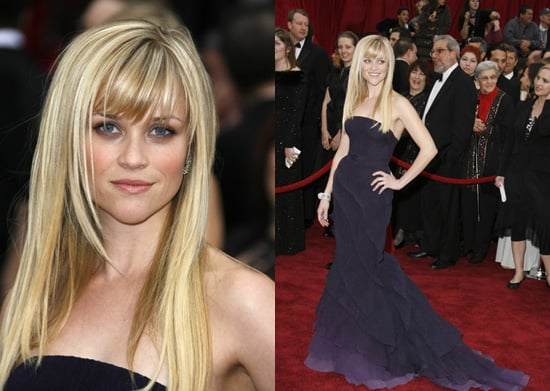 Oscars Red Carpet: Reese Witherspoon