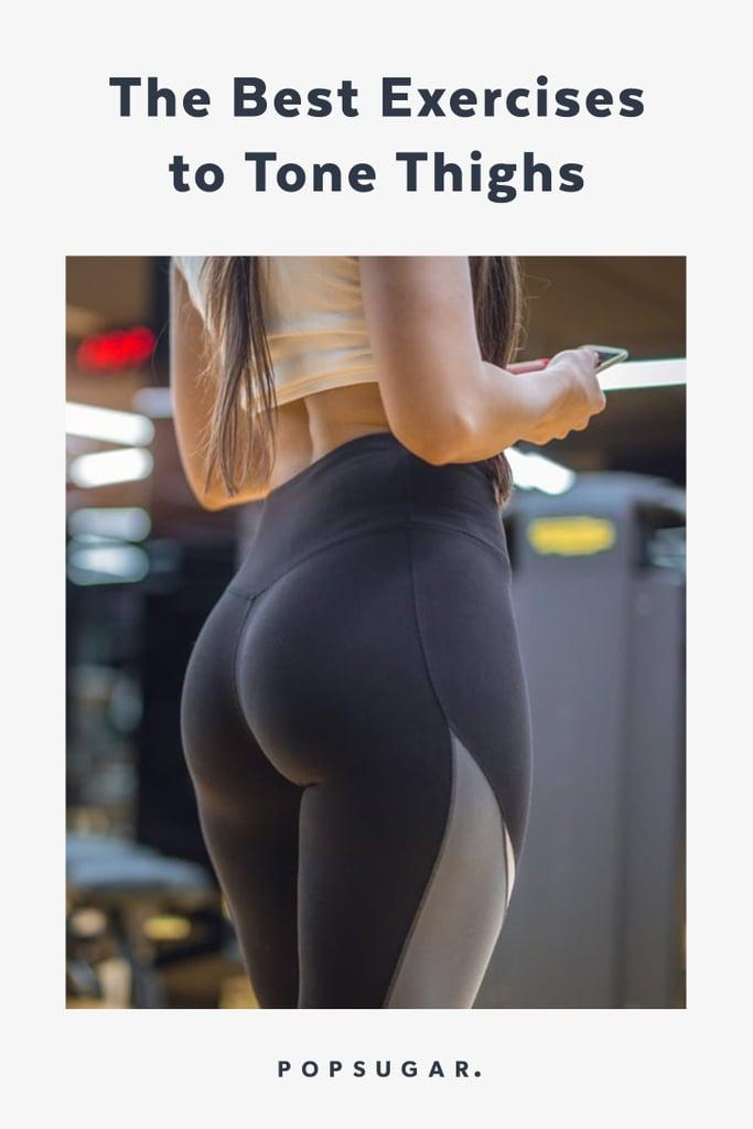 Best Way To Lose Thigh Fat Popsugar Fitness