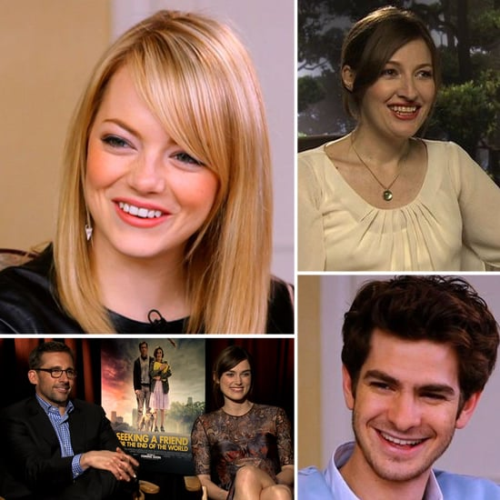 Emma Stone, Steve Carell, and More: Watch This Week's Celebrity Interviews