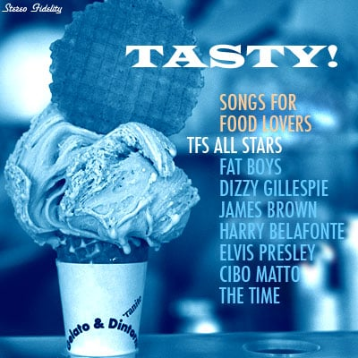 Yummy Link: 100 Songs About Food