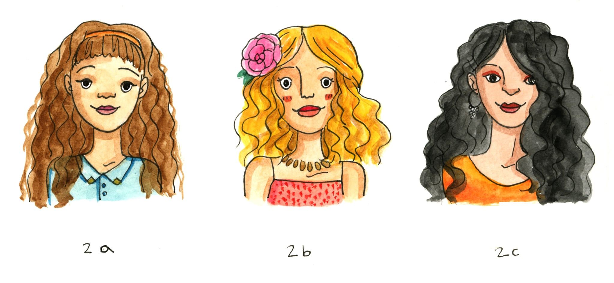 Type 1 Hairstyles: Everything You Ever Wanted To Know
