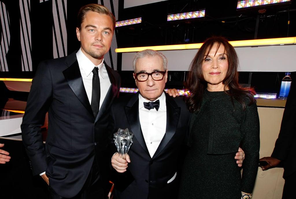 Leo, Martin, and Olivia